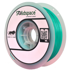 PLA GREEN 1KG SPOOL 1.75MM DIA