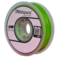 PLA LIME GREEN 1KG SPOOL 1.75MM DIA