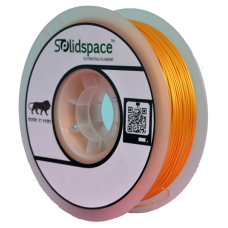 PLA METALLIC GOLD 1KG SPOOL 1.75MM DIA
