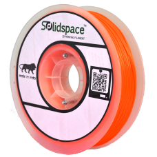 PLA ORANGE 1KG SPOOL 1.75MM DIA